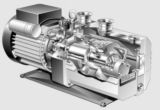 Устройство и принцип работы вакуумных насосов