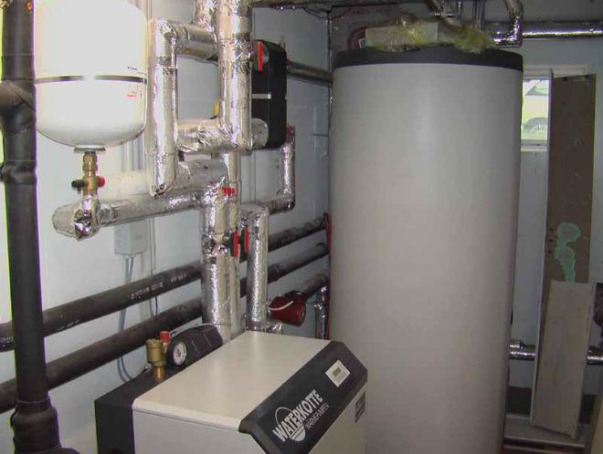 Тепловой насос Waterkotte цена и характеристики