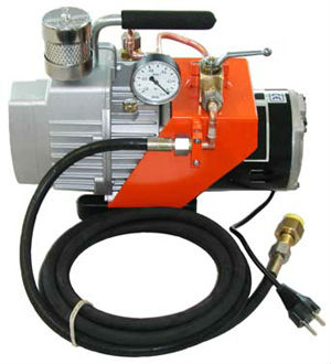 Как выбрать вакуумный насос для откачки воздуха