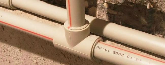 Диаметры труб для водопровода как выбрать