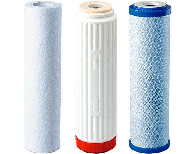 сменные картриджи для фильтра аквафор трио норма