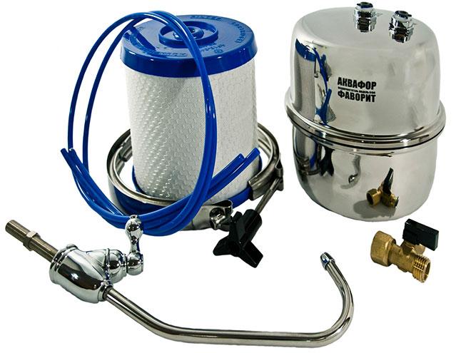 фильтр для воды аквафор фаворит в 150