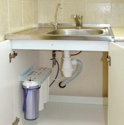 фильтр для воды под мойку аквафор