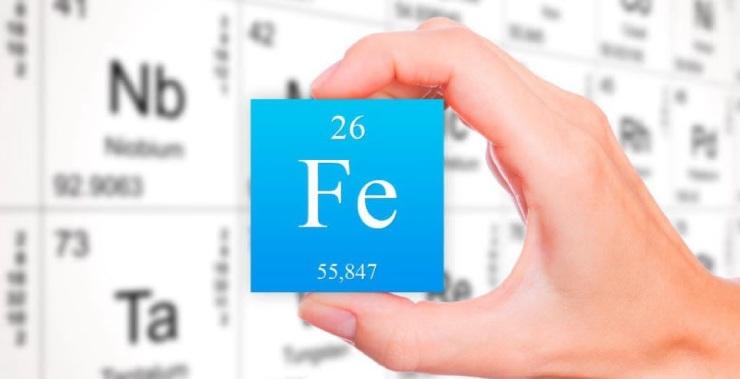 Как определить содержание железа в воде